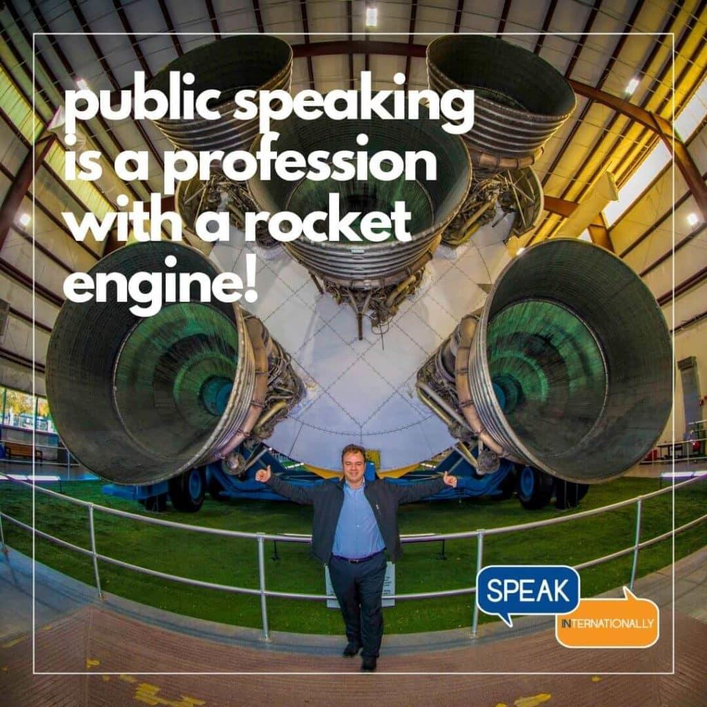 Ernesto Verdugo Rocket Engines NASA