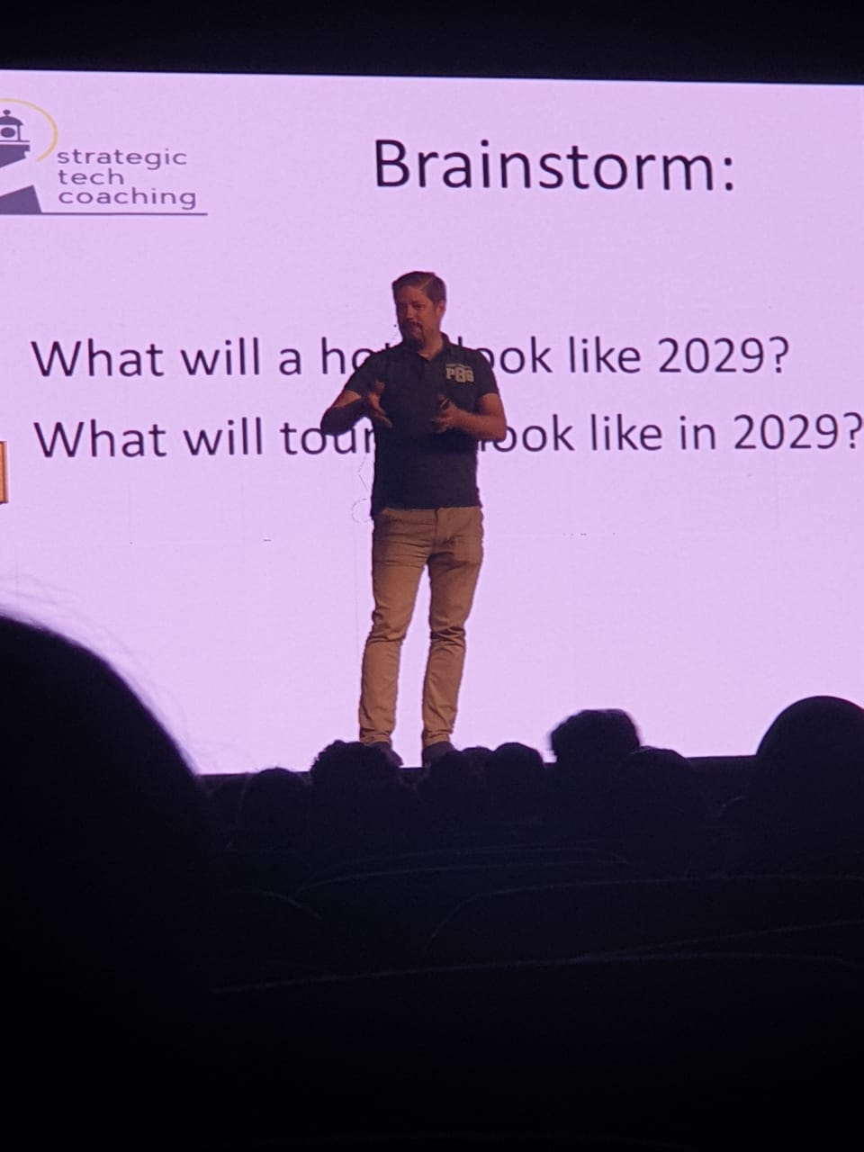 Oskar Andermo speaking